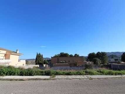 Parcela urbana en venta en Igualada