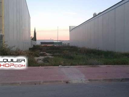 Parcela industrial en venta en Callosa de Segura