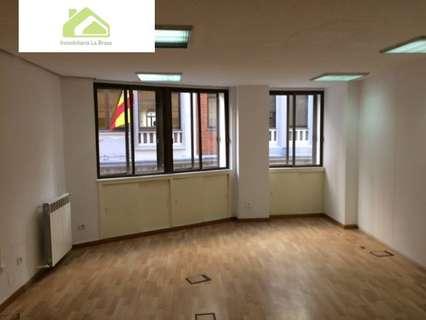 Oficina en alquiler en Zamora