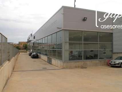 Nave industrial en alquiler en Cuenca