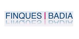 logo Inmobiliaria Finques Badia