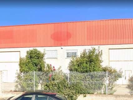 Nave industrial en venta en Salamanca