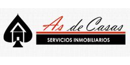 logo Inmobiliaria As de Casas