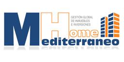 logo Inmobiliaria Mediterráneo Home
