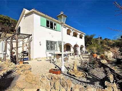 Villas en venta en Tàrbena