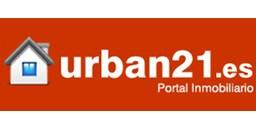 logo Inmobiliaria Urban21