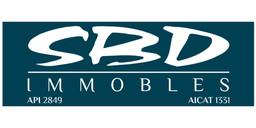 logo Inmobiliaria SBD Immobles