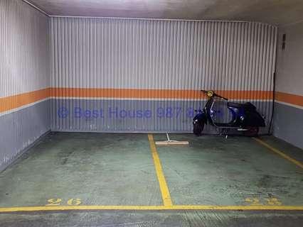 Plaza de parking en alquiler en León