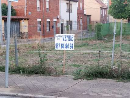 Parcela urbana en venta en León