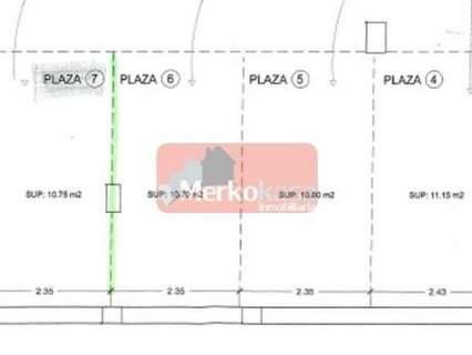 Plaza de parking en venta en Lugo