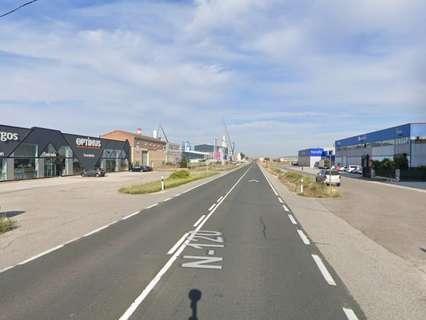 Nave industrial en alquiler en Burgos