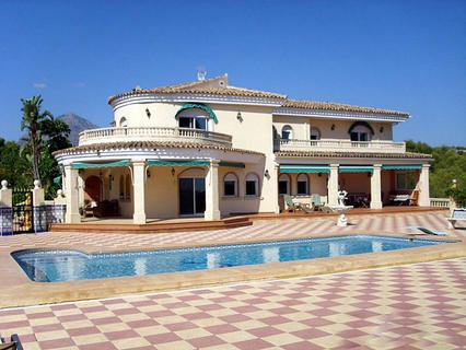 Villas en venta en L'Alfàs del Pi