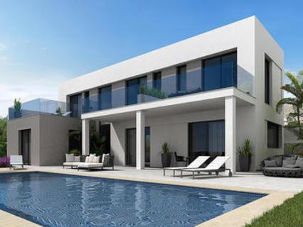 Villas en venta en Benidorm