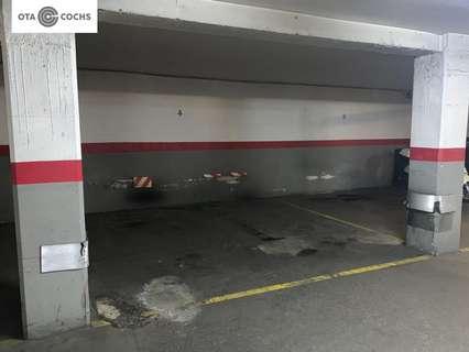 Plaza de parking en alquiler en Reus