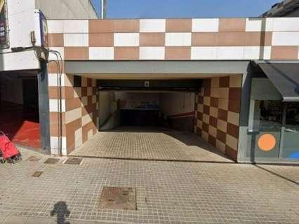 Plaza de parking en venta en Igualada