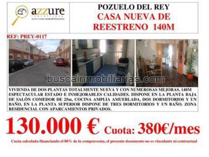 Casas en venta en Pozuelo del Rey