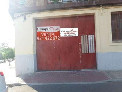 Local comercial en venta en Segovia
