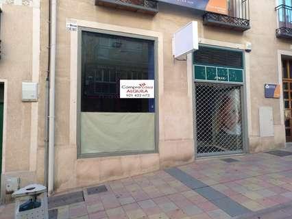 Local comercial en alquiler en Segovia, rebajado