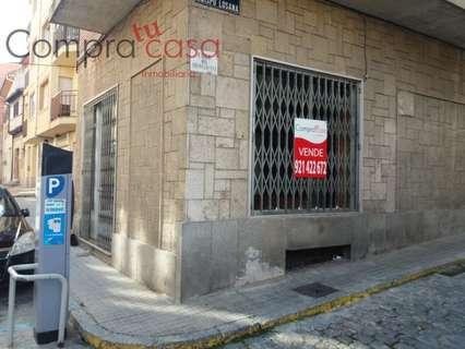 Locales comerciales en venta en Segovia