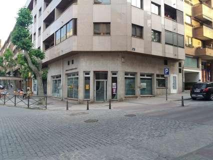 Locales comerciales en alquiler en Segovia