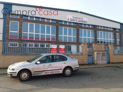 Nave industrial en venta en Valverde del Majano, rebajada