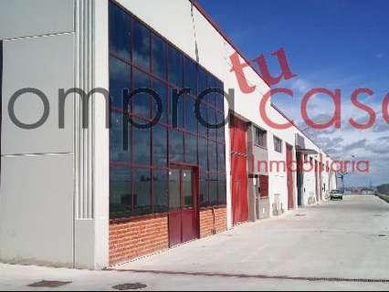 Nave industrial en venta en Segovia