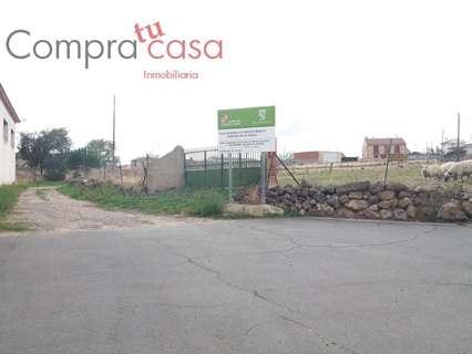 Parcela urbana en venta en Zarzuela del Monte