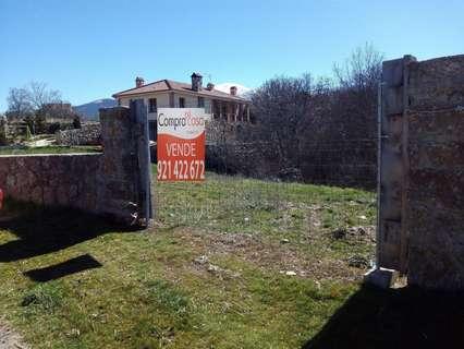 Parcela urbana en venta en Ortigosa del Monte