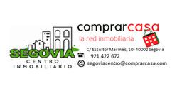 logo Inmobiliaria Segovia Centro Inmobiliario