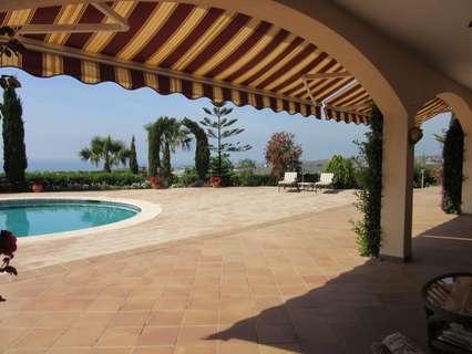 Villa en venta en Vélez-Málaga zona Almayate (Almayate Alto), rebajada