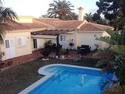 Villa en venta en Vélez-Málaga zona Caleta de Vélez