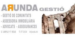 logo Inmobiliaria 001 Arunda Reus