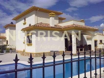 Villas en venta en Hondón de las Nieves