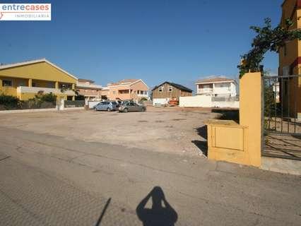 Parcela rústica en venta en Moncofa