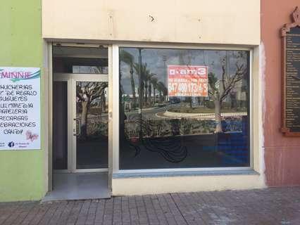 Local comercial en alquiler en Vera