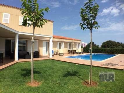 Villas en venta en Mahón