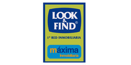 logo Inmobiliaria MAXIMA LOOK AND FIND
