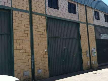 Naves industriales en venta en Huelva