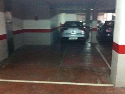 Plaza de parking en alquiler en Huesca