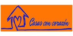 logo Inmobiliaria Casas Con Corazón