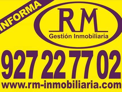 Nave industrial en venta en Cáceres