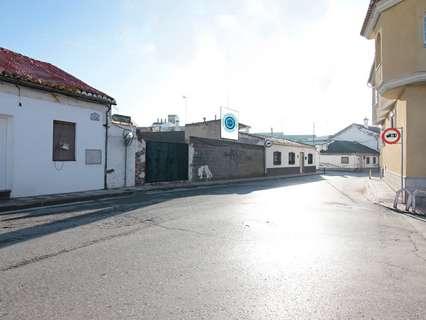 Parcela rústica en venta en Atarfe