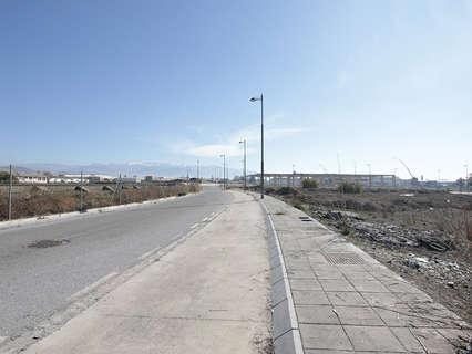 Parcela industrial en venta en Granada