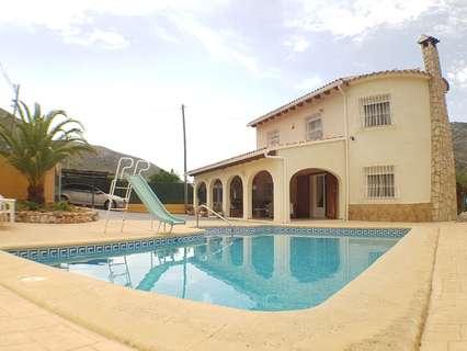 Villas en venta en Benigembla