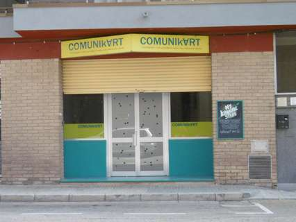 Local comercial en alquiler en Tortosa