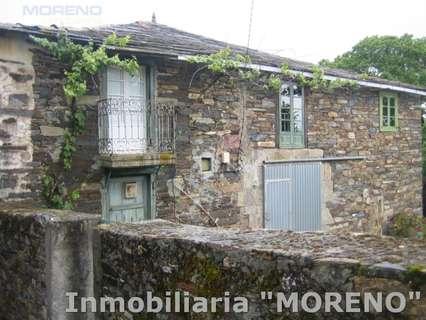 Casa rústica en venta en Paradela