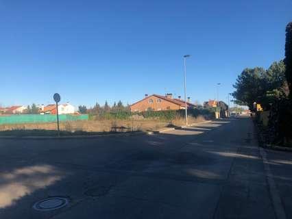 Parcela urbana en venta en Villamayor