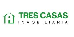 logo Inmobiliaria Tres Casas