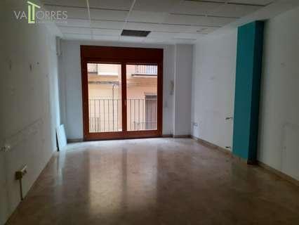 Oficina en alquiler en Teruel