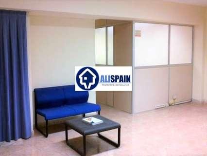 Oficina en alquiler en Alicante